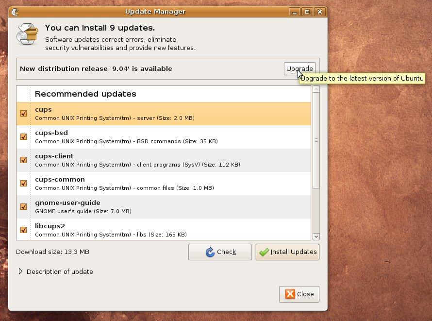 Ubuntu gnome user guide